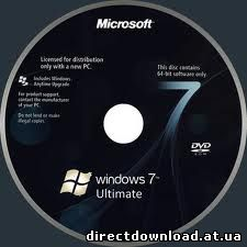windows 7 ultimate 64 bits Sp1 [1 Solo Link] + Activador Descargar